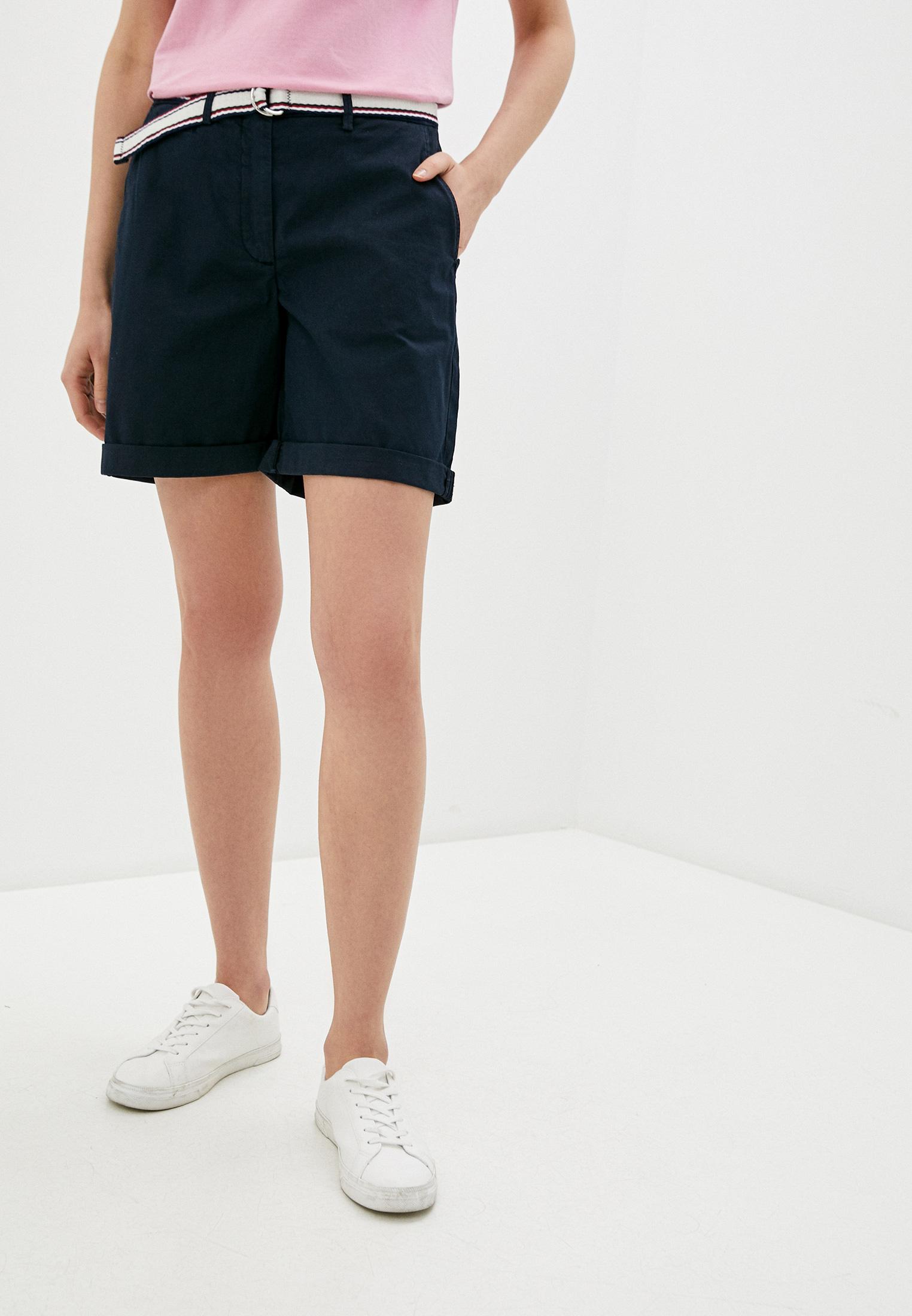Женские повседневные шорты Tommy Hilfiger (Томми Хилфигер) WW0WW27634
