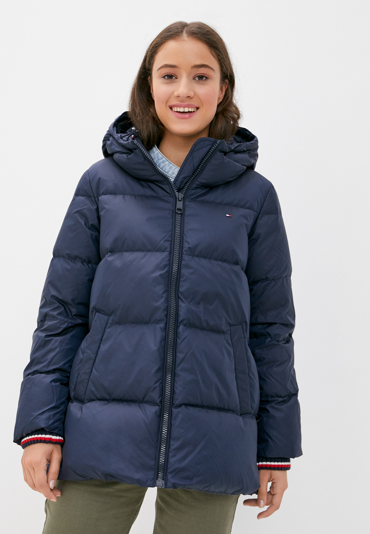 Утепленная куртка Tommy Hilfiger (Томми Хилфигер) WW0WW28047