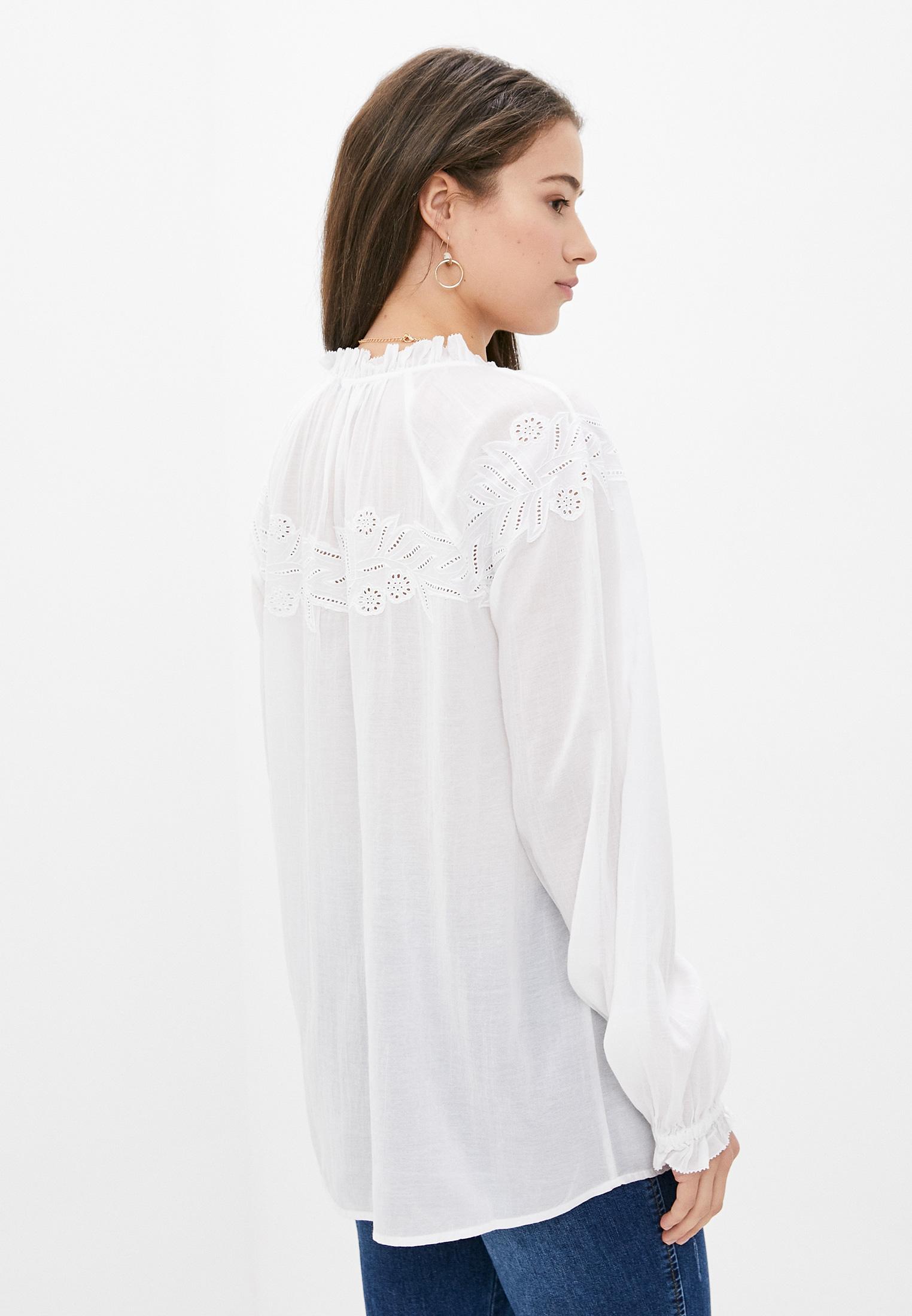 Блуза Tommy Hilfiger (Томми Хилфигер) WW0WW28162: изображение 3