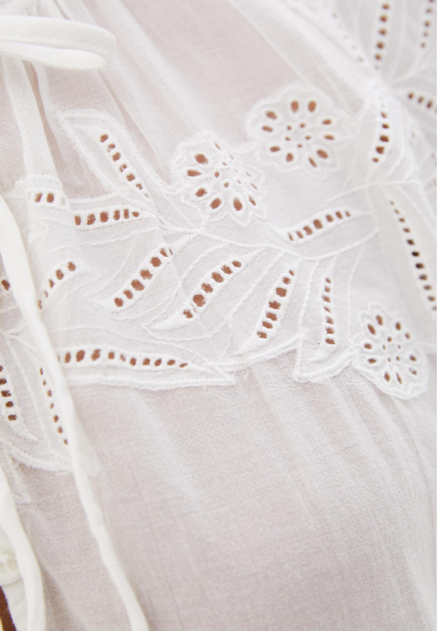 Блуза Tommy Hilfiger (Томми Хилфигер) WW0WW28162: изображение 4