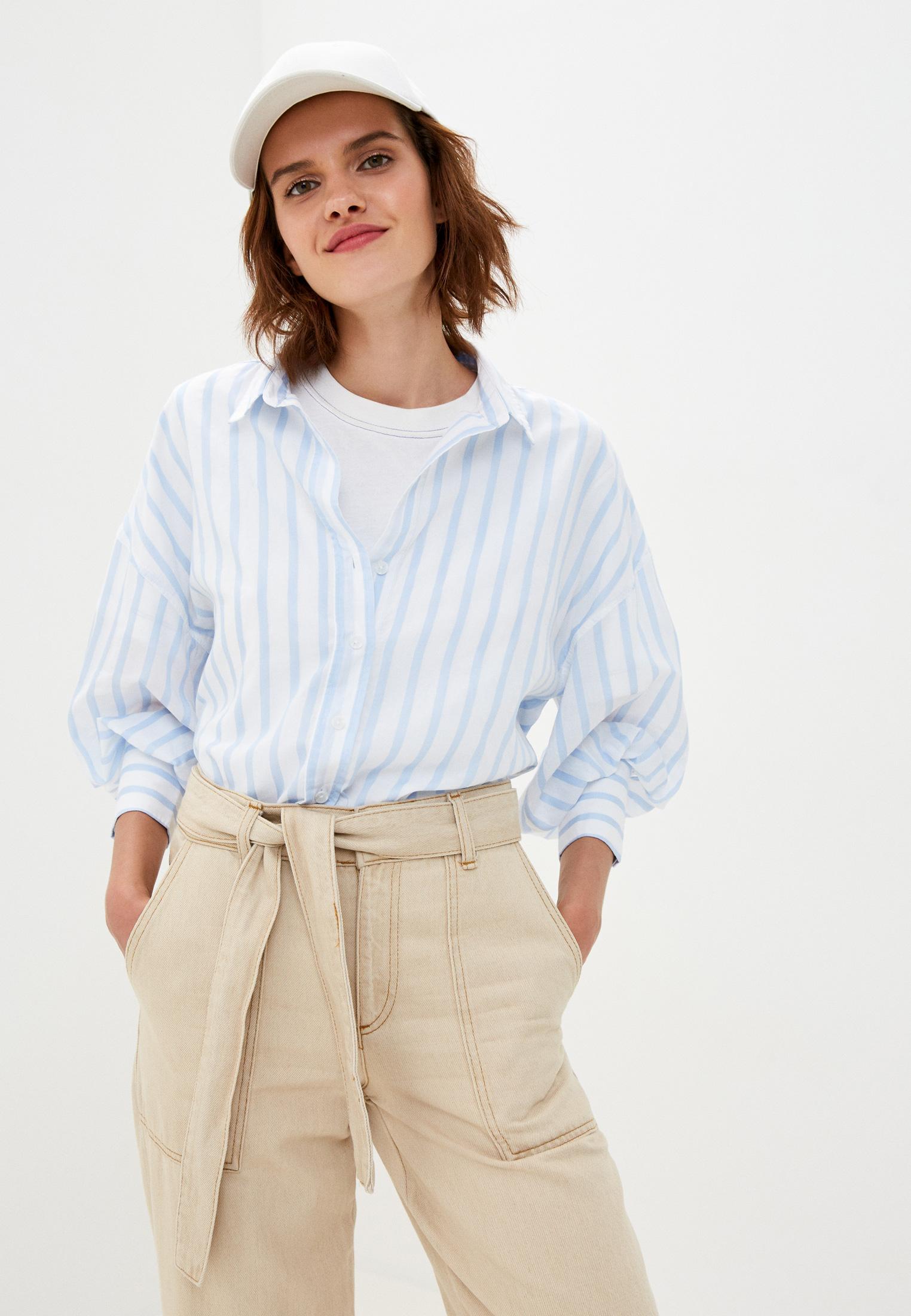Женские рубашки с длинным рукавом Tommy Hilfiger (Томми Хилфигер) WW0WW28142