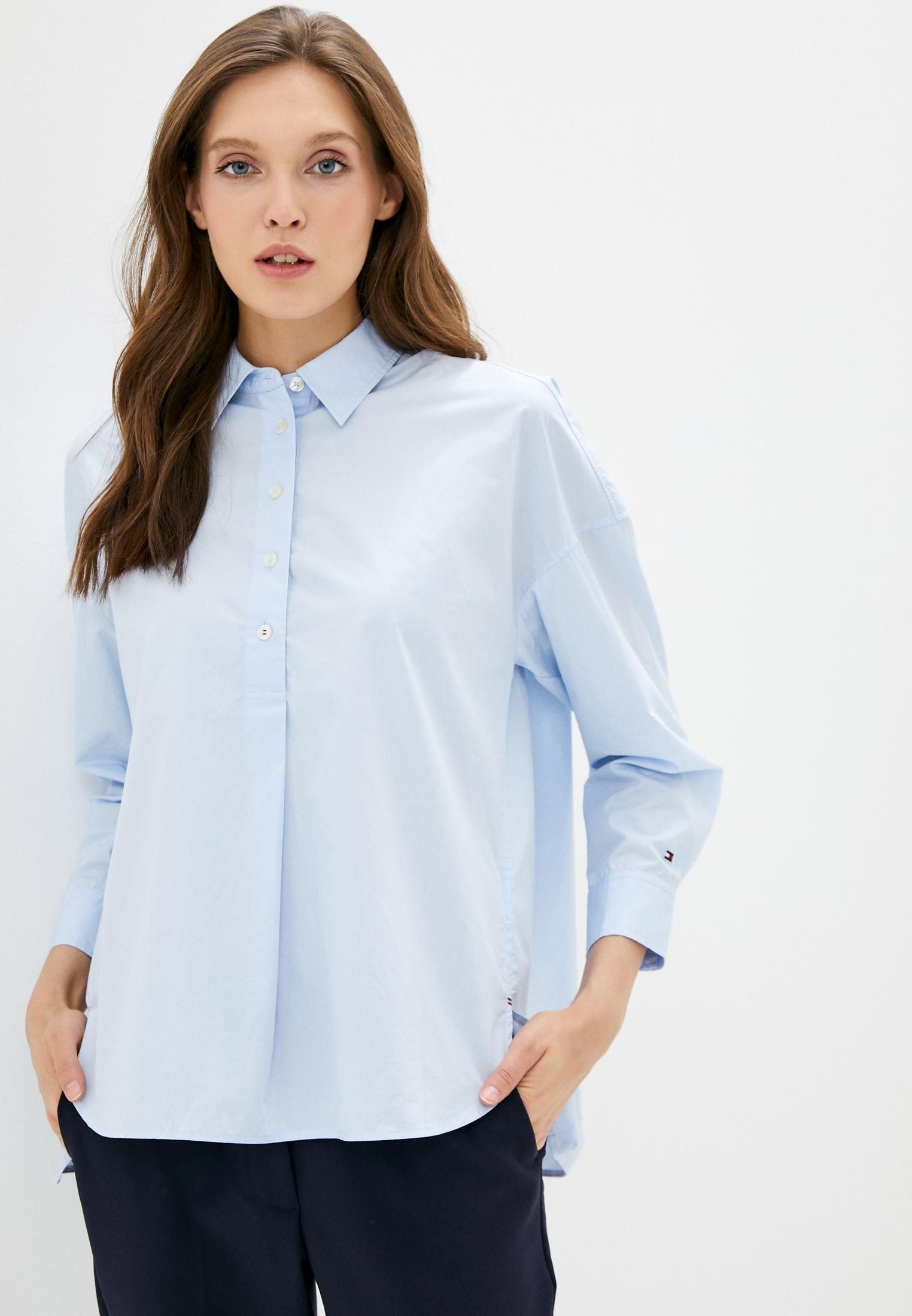 Женские рубашки с длинным рукавом Tommy Hilfiger (Томми Хилфигер) WW0WW28368