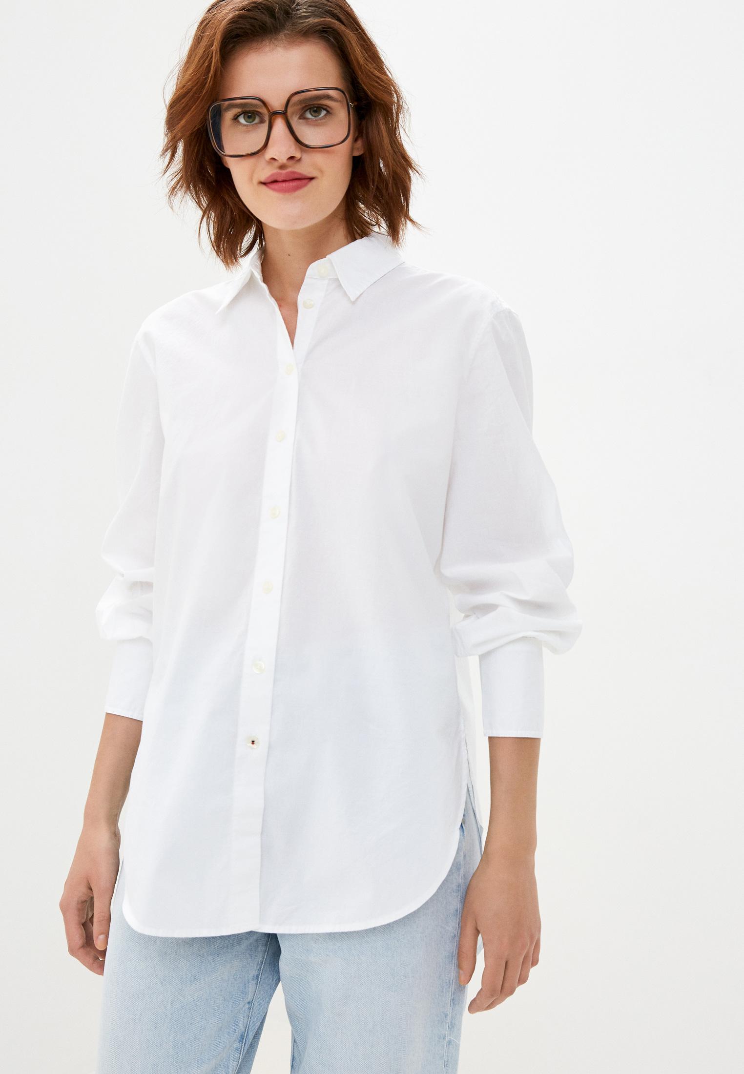 Женские рубашки с длинным рукавом Tommy Hilfiger (Томми Хилфигер) WW0WW28602