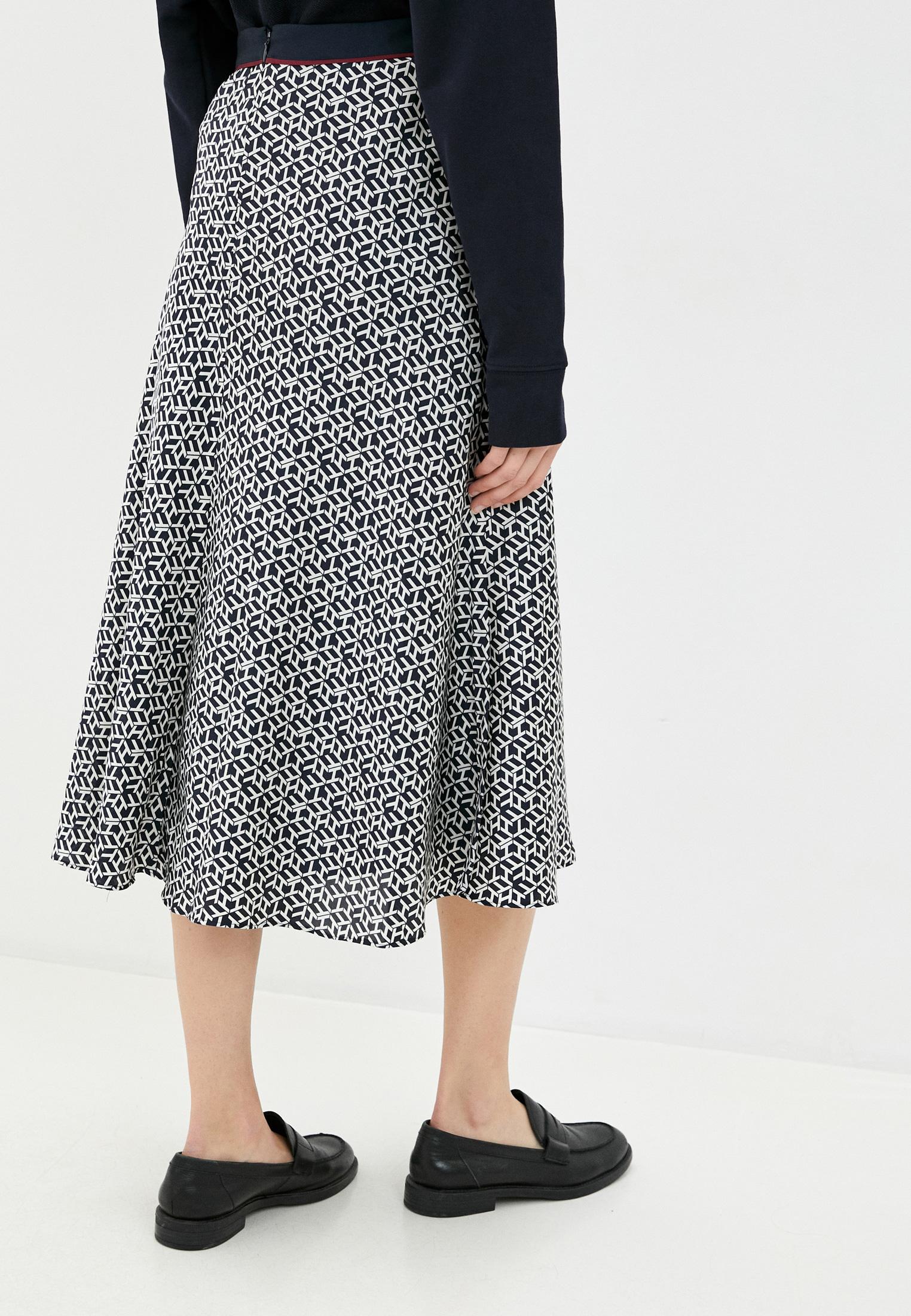 Широкая юбка Tommy Hilfiger (Томми Хилфигер) WW0WW28083: изображение 3
