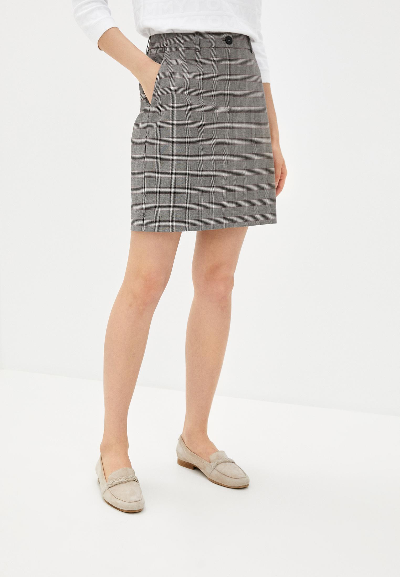 Прямая юбка Tommy Hilfiger (Томми Хилфигер) WW0WW28195