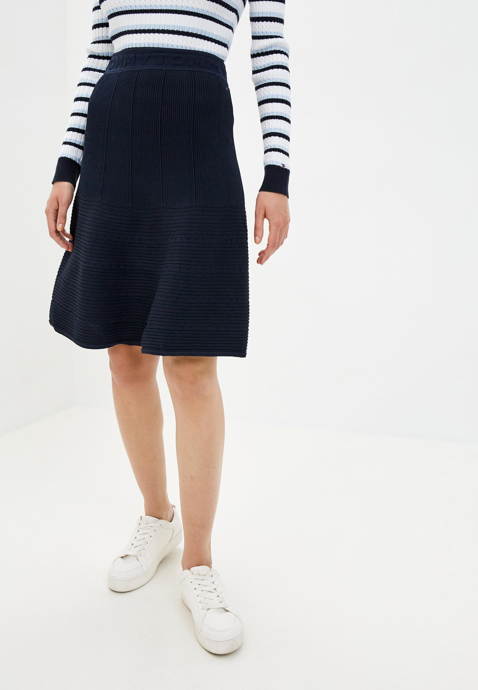 Широкая юбка Tommy Hilfiger (Томми Хилфигер) WW0WW28200