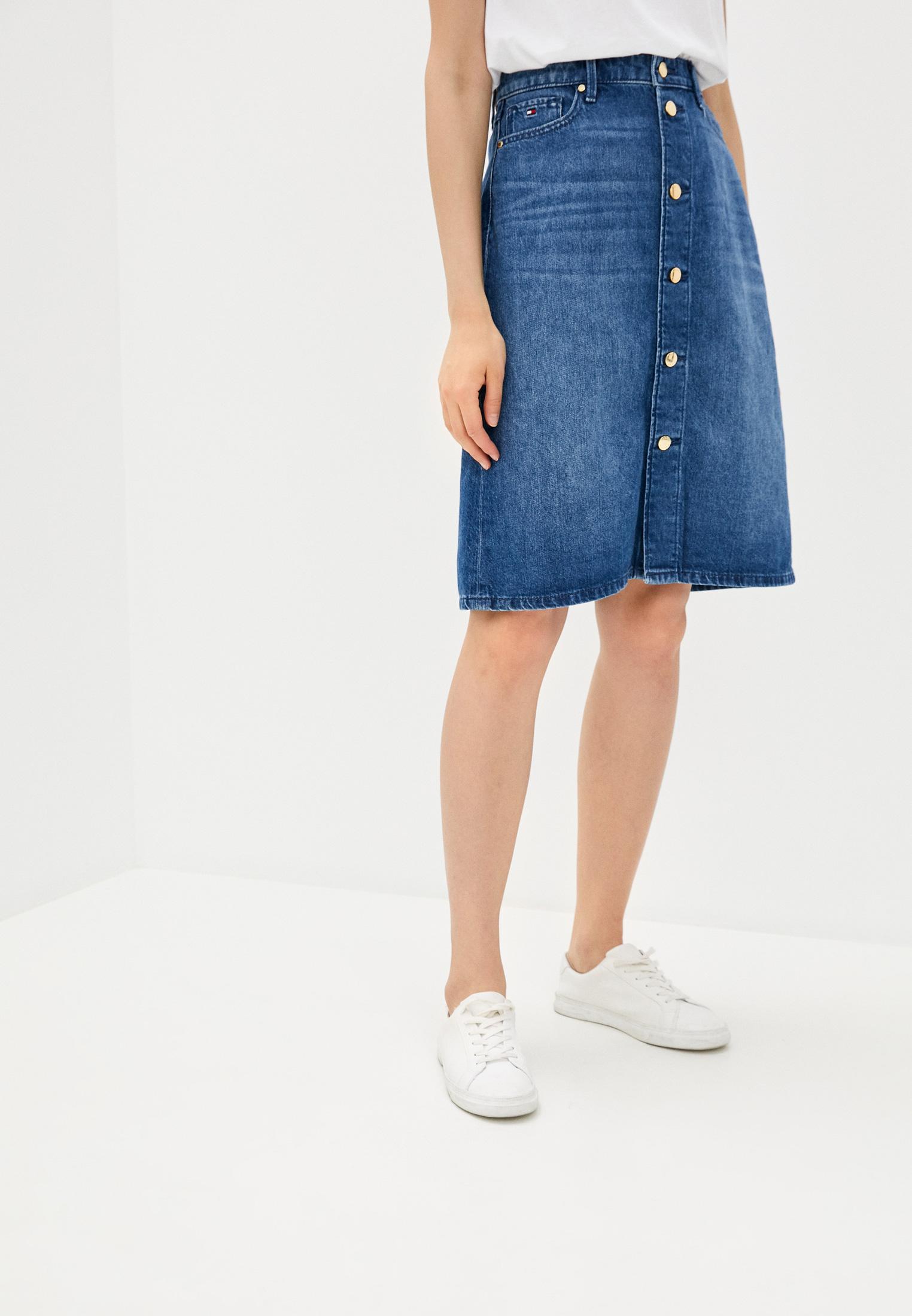 Широкая юбка Tommy Hilfiger (Томми Хилфигер) WW0WW28087