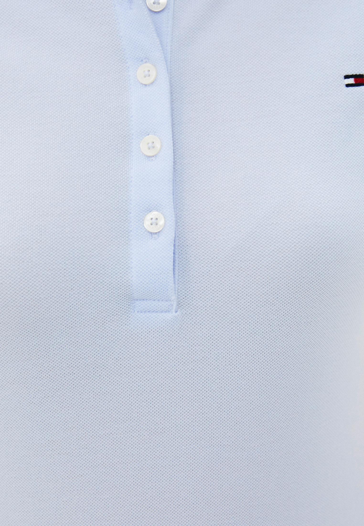 Женские поло Tommy Hilfiger (Томми Хилфигер) WW0WW27947: изображение 11