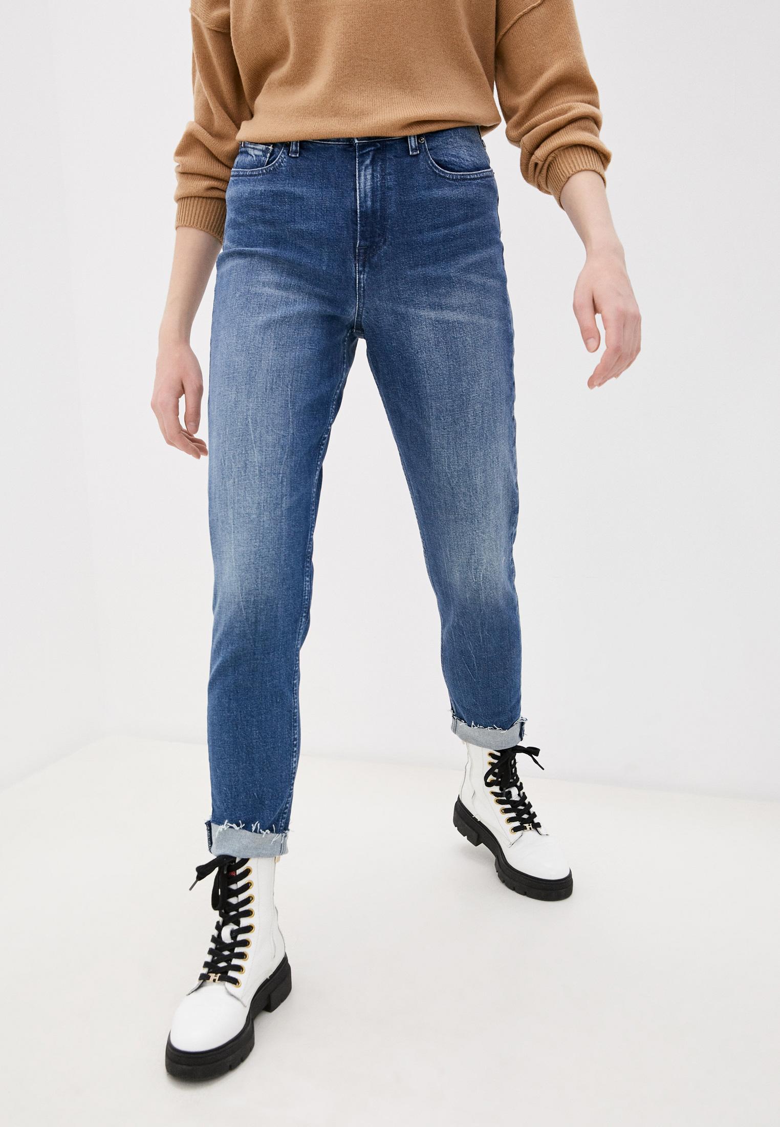 Зауженные джинсы Tommy Hilfiger (Томми Хилфигер) WW0WW29328: изображение 1