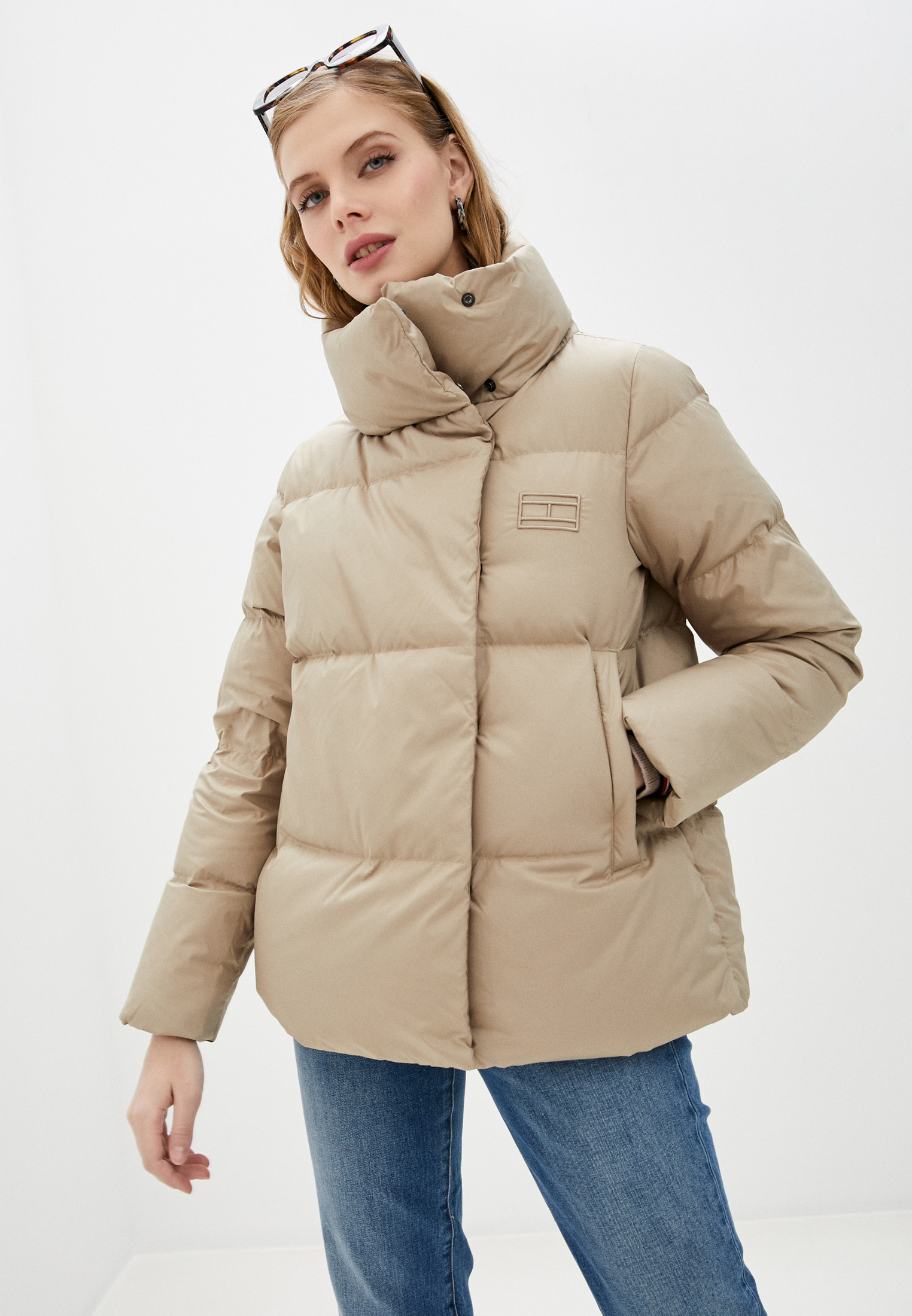 Утепленная куртка Tommy Hilfiger (Томми Хилфигер) WW0WW28634