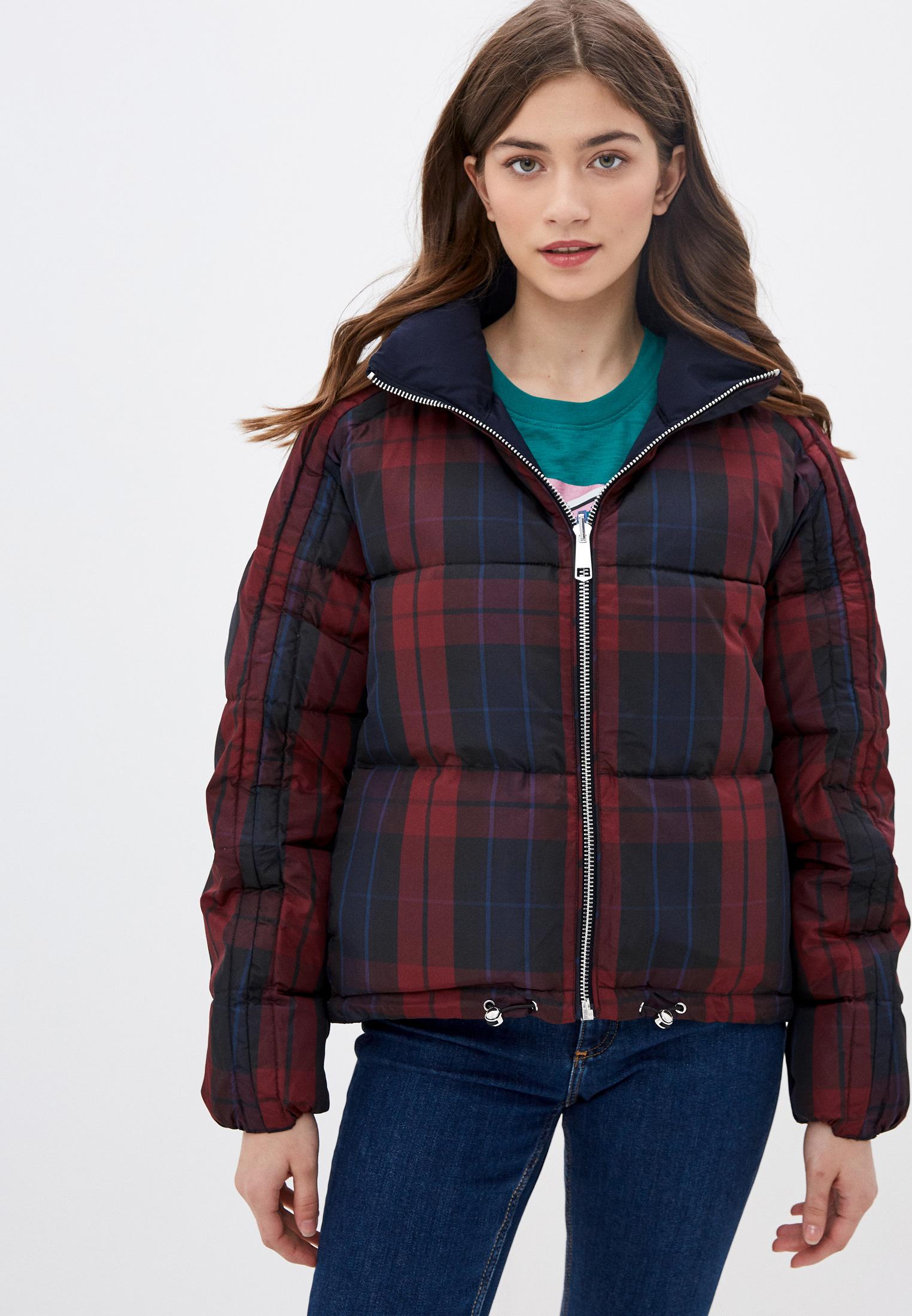Утепленная куртка Tommy Hilfiger (Томми Хилфигер) WW0WW28650