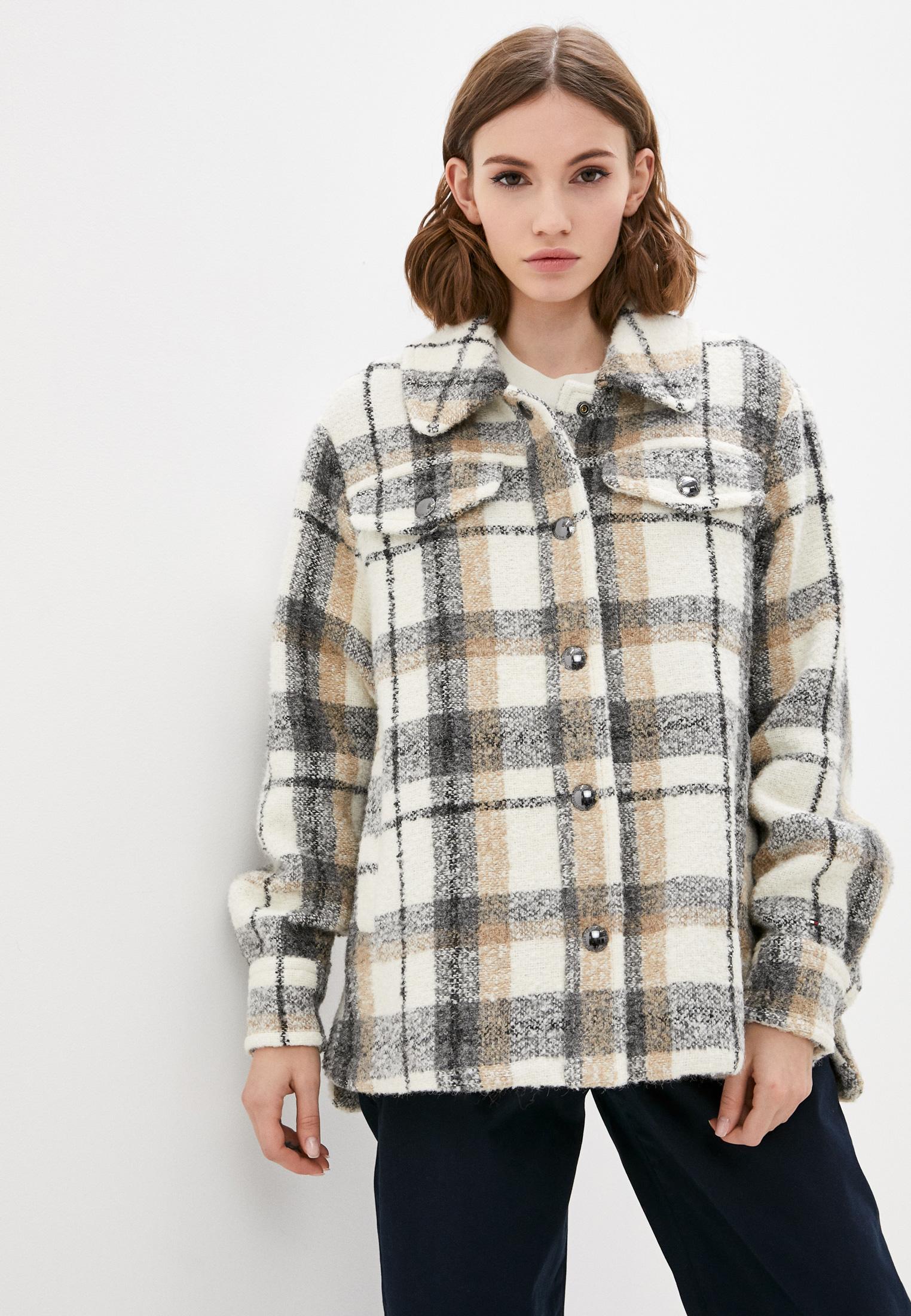 Женские пальто Tommy Hilfiger (Томми Хилфигер) WW0WW28618