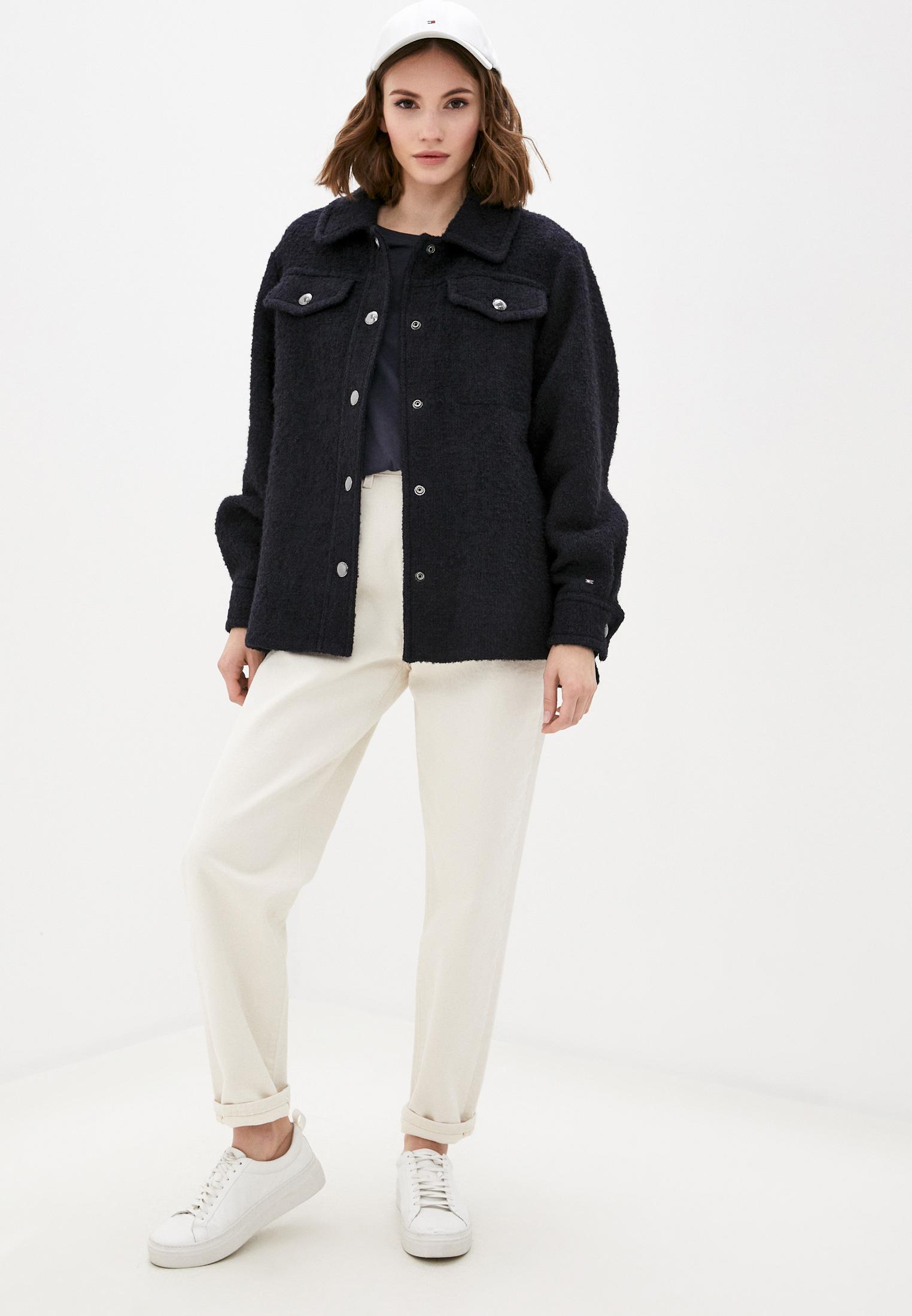 Женские пальто Tommy Hilfiger (Томми Хилфигер) WW0WW28618: изображение 2