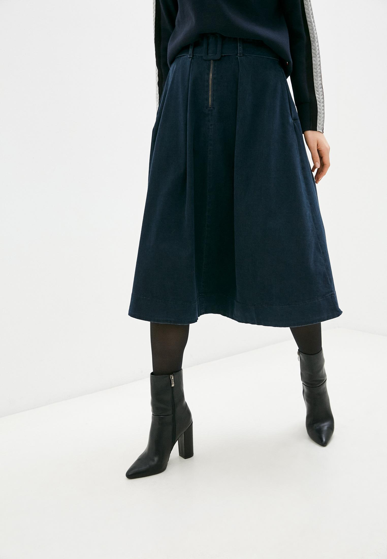 Джинсовая юбка Tommy Hilfiger (Томми Хилфигер) WW0WW29329: изображение 1