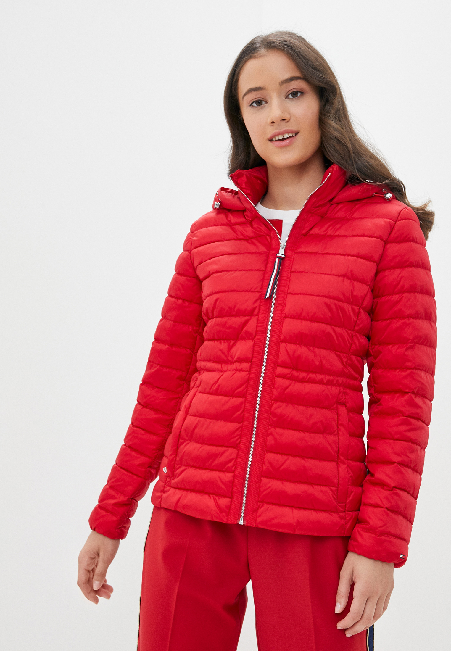 Утепленная куртка Tommy Hilfiger (Томми Хилфигер) WW0WW28391