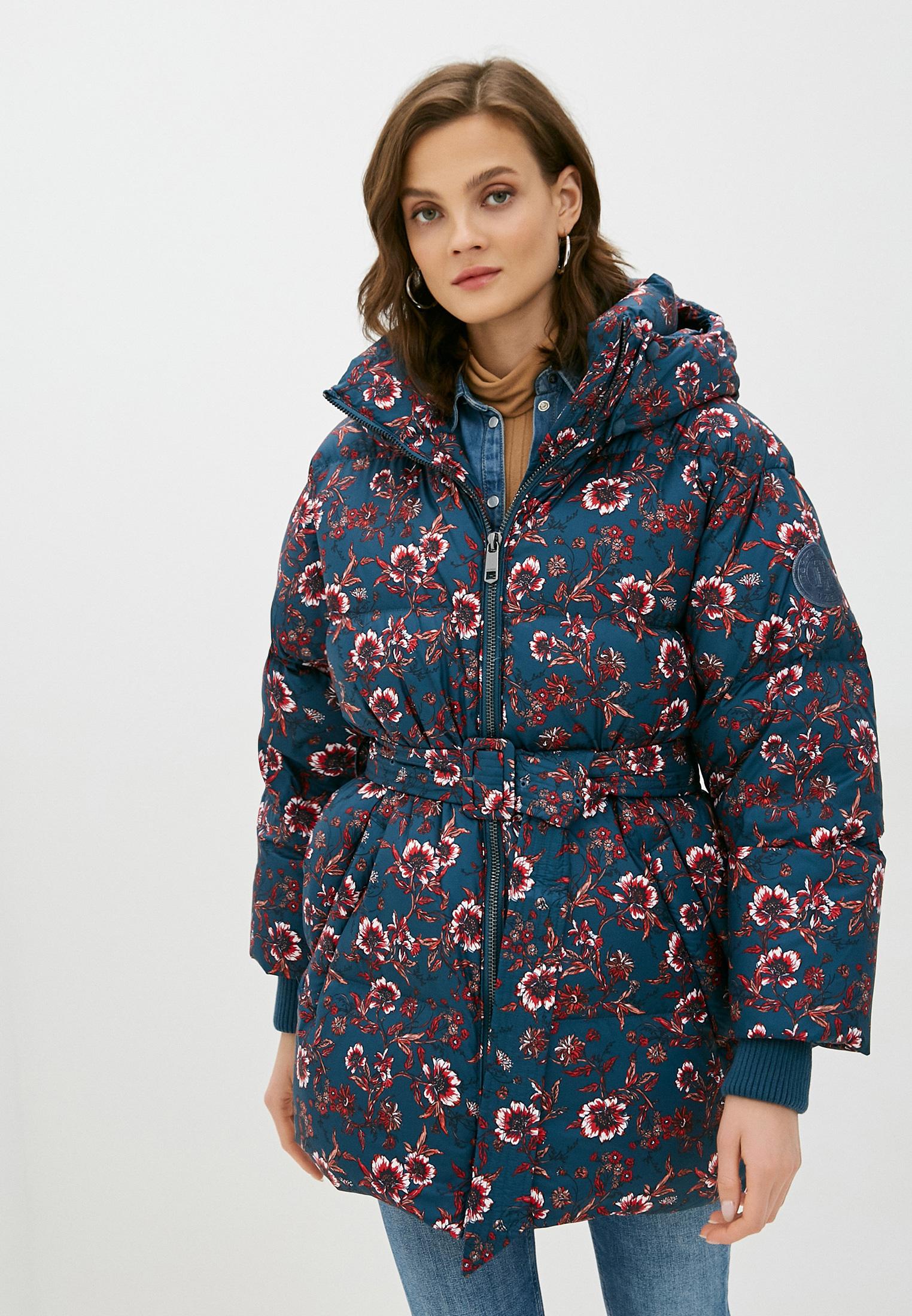 Утепленная куртка Tommy Hilfiger (Томми Хилфигер) WW0WW29334