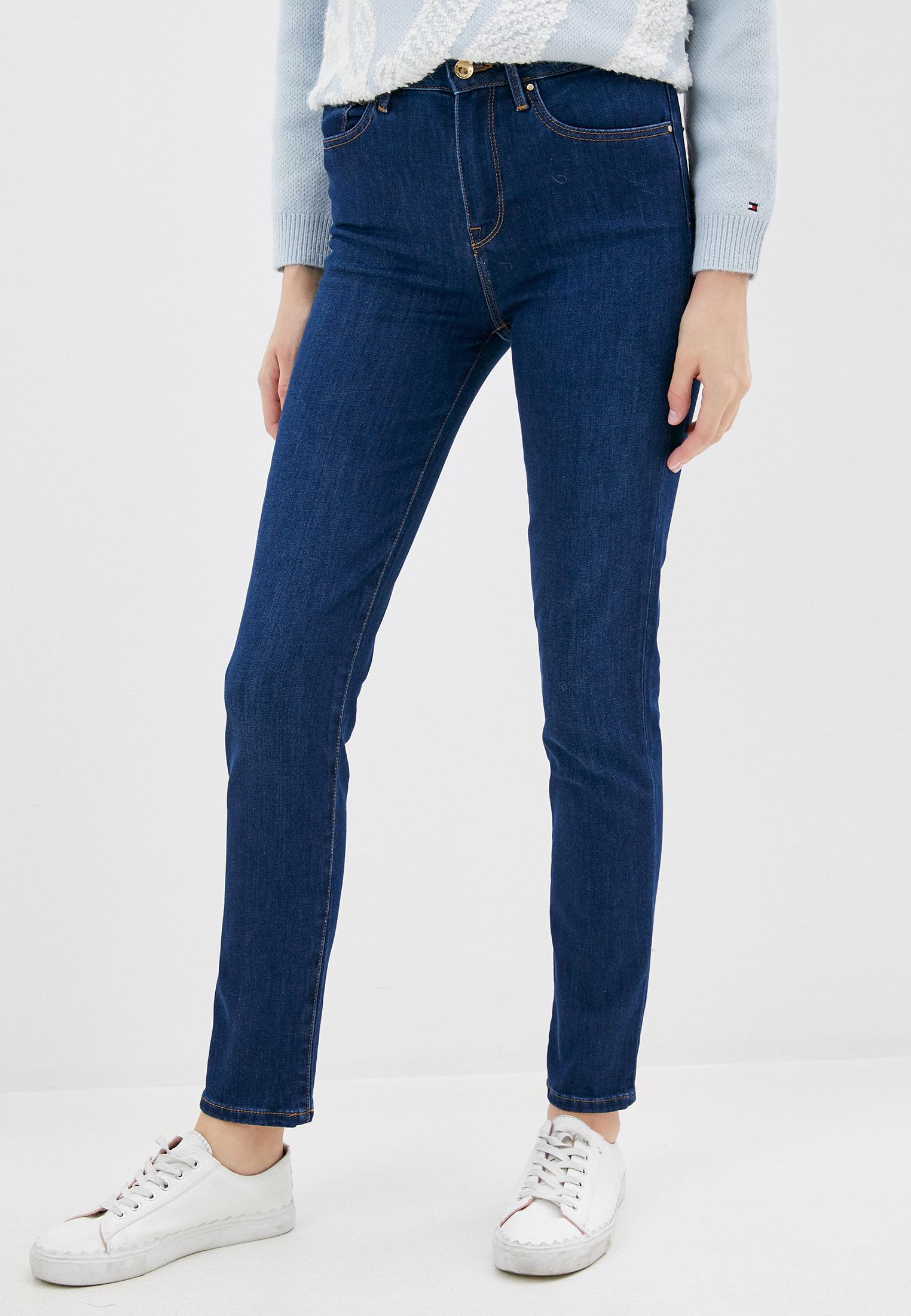 Зауженные джинсы Tommy Hilfiger (Томми Хилфигер) WW0WW28829: изображение 1