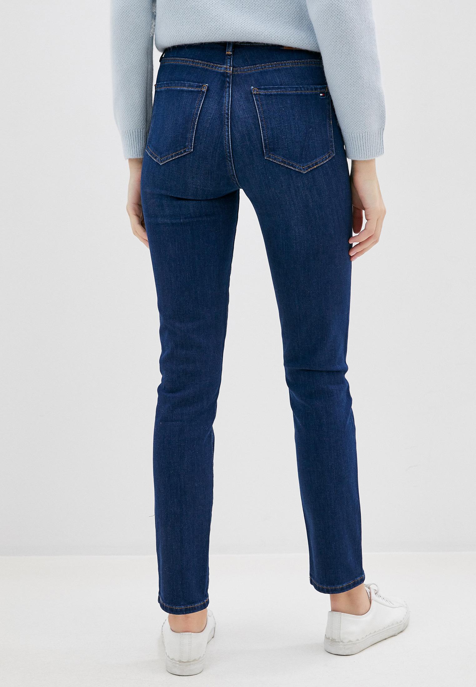 Зауженные джинсы Tommy Hilfiger (Томми Хилфигер) WW0WW28829: изображение 3