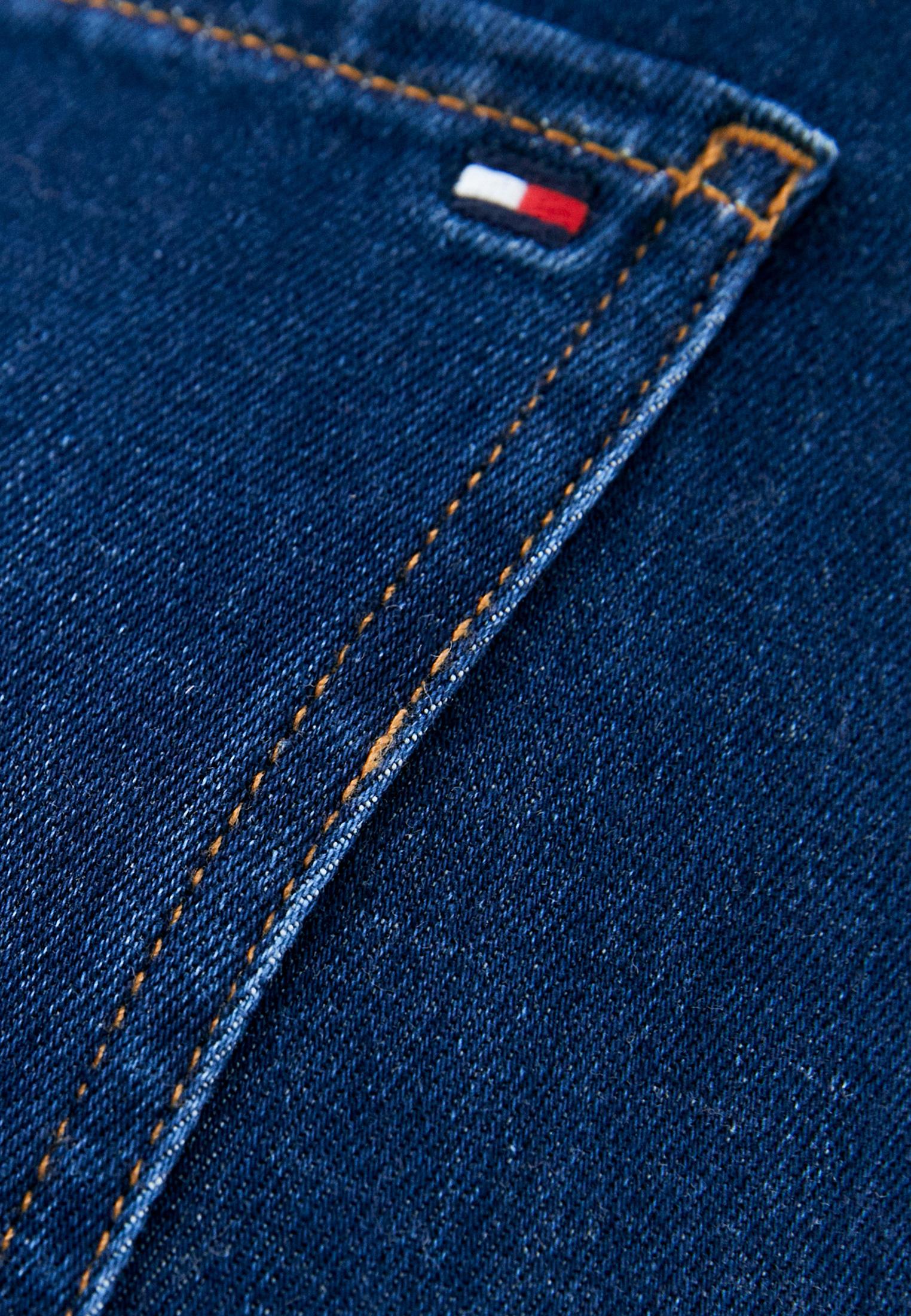 Зауженные джинсы Tommy Hilfiger (Томми Хилфигер) WW0WW28829: изображение 4