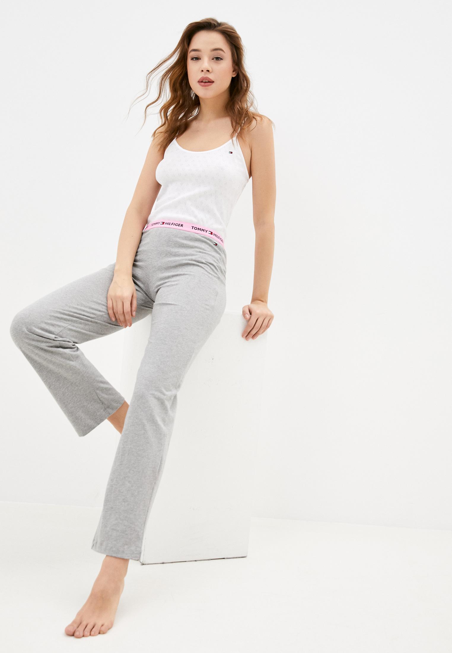 Женские домашние брюки Tommy Hilfiger (Томми Хилфигер) UW0UW01918: изображение 2