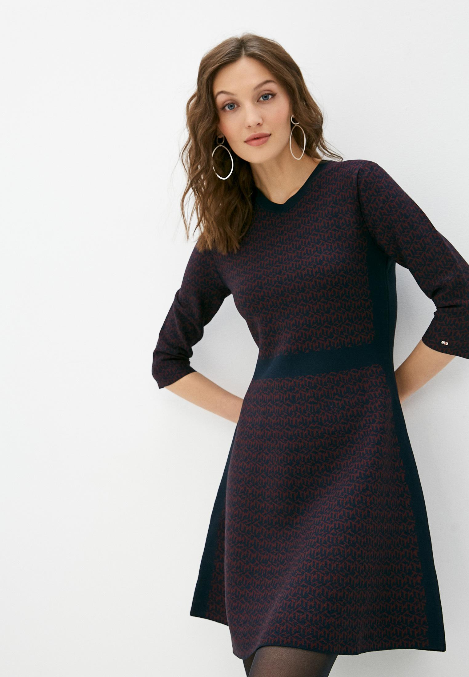 Вязаное платье Tommy Hilfiger (Томми Хилфигер) Платье Tommy Hilfiger