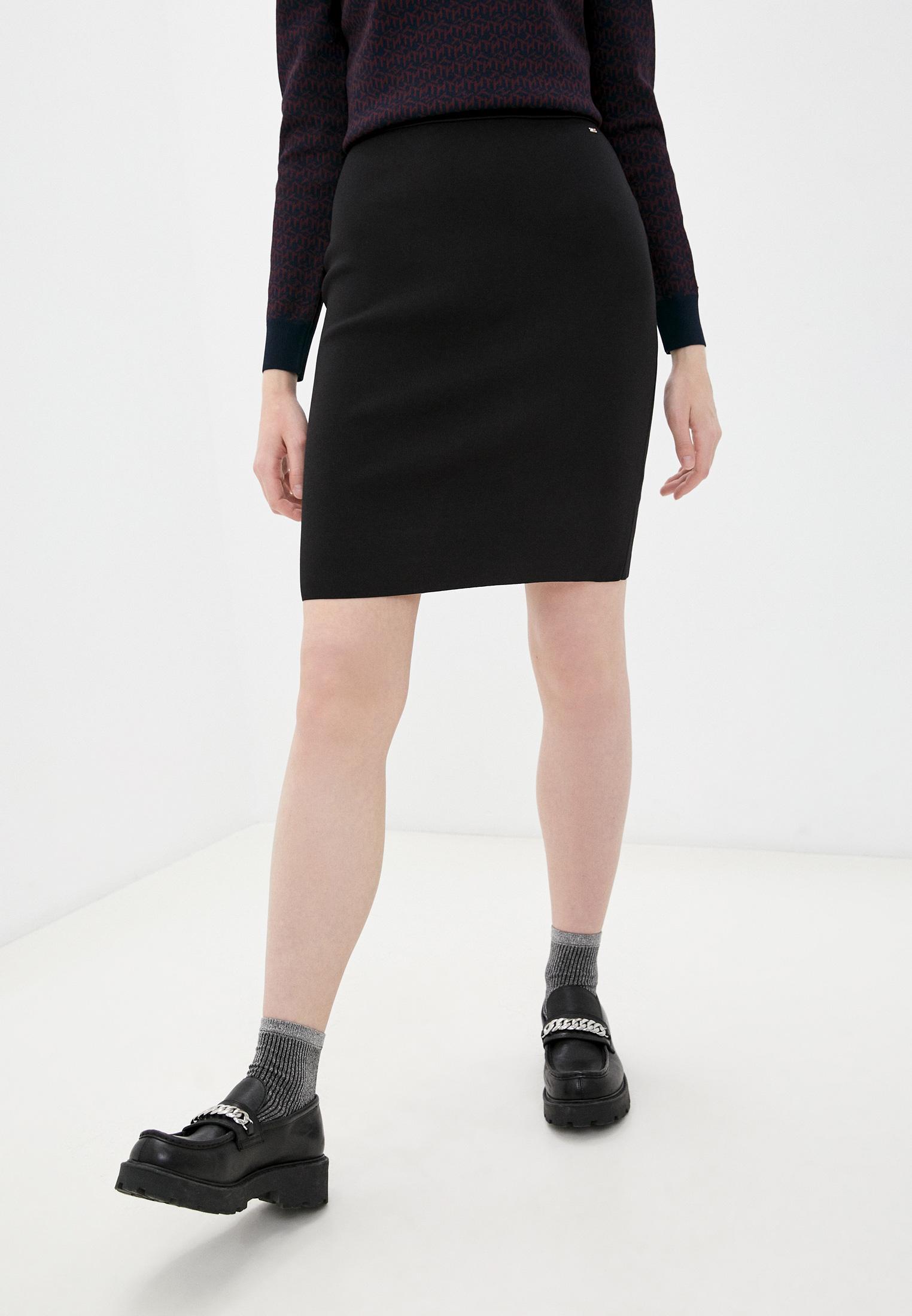 Узкая юбка Tommy Hilfiger (Томми Хилфигер) Юбка Tommy Hilfiger
