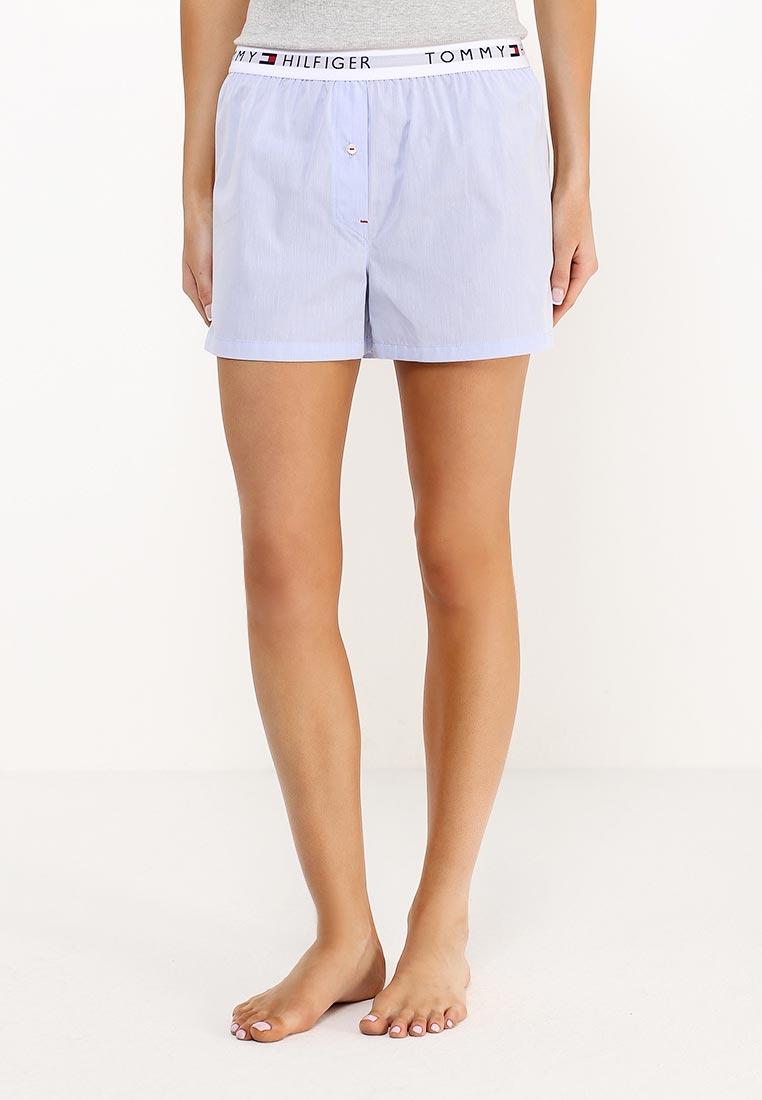 Женские домашние брюки Tommy Hilfiger (Томми Хилфигер) UW0UW00143: изображение 3