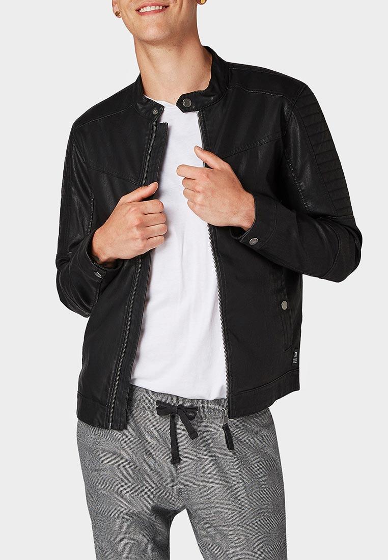 Кожаная куртка Tom Tailor Denim 1004310