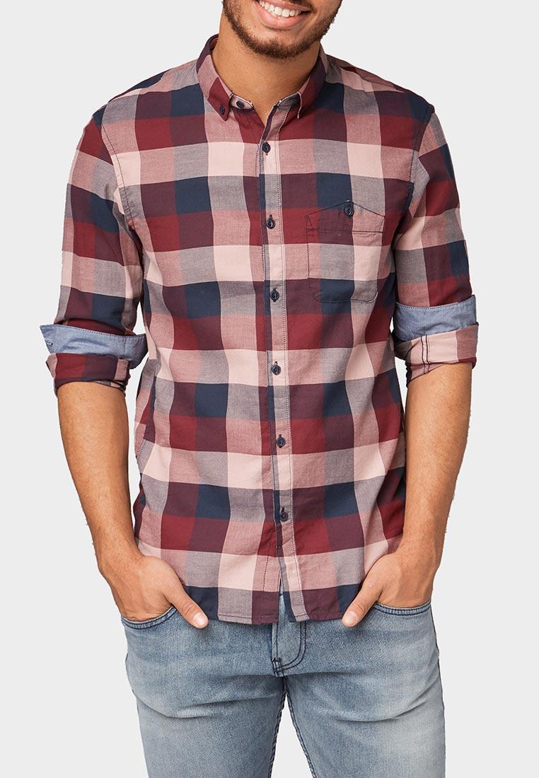 Рубашка с длинным рукавом Tom Tailor Denim 1005052: изображение 1