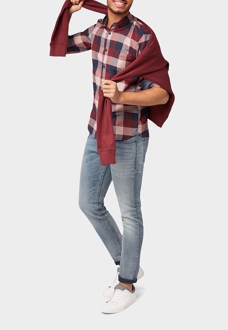 Рубашка с длинным рукавом Tom Tailor Denim 1005052: изображение 2