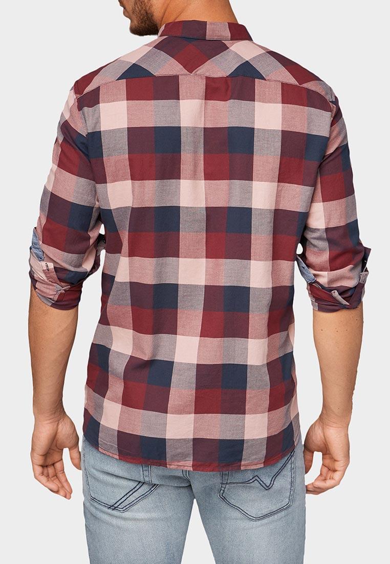 Рубашка с длинным рукавом Tom Tailor Denim 1005052: изображение 3