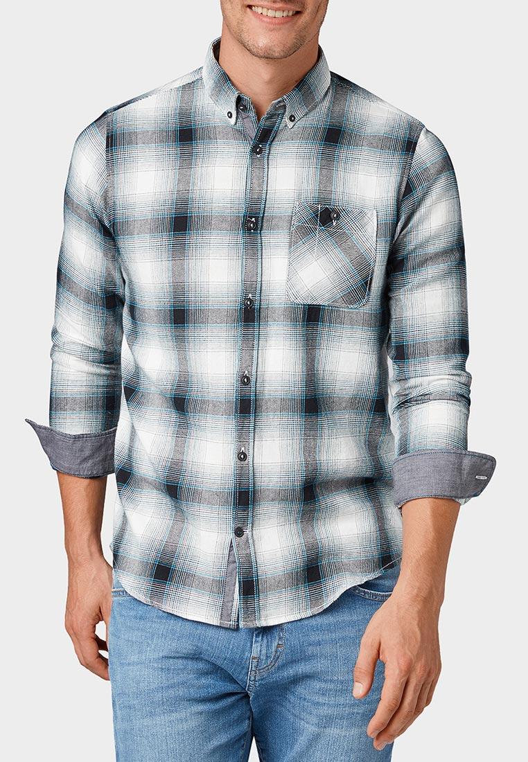 Рубашка с длинным рукавом Tom Tailor Denim 1005444