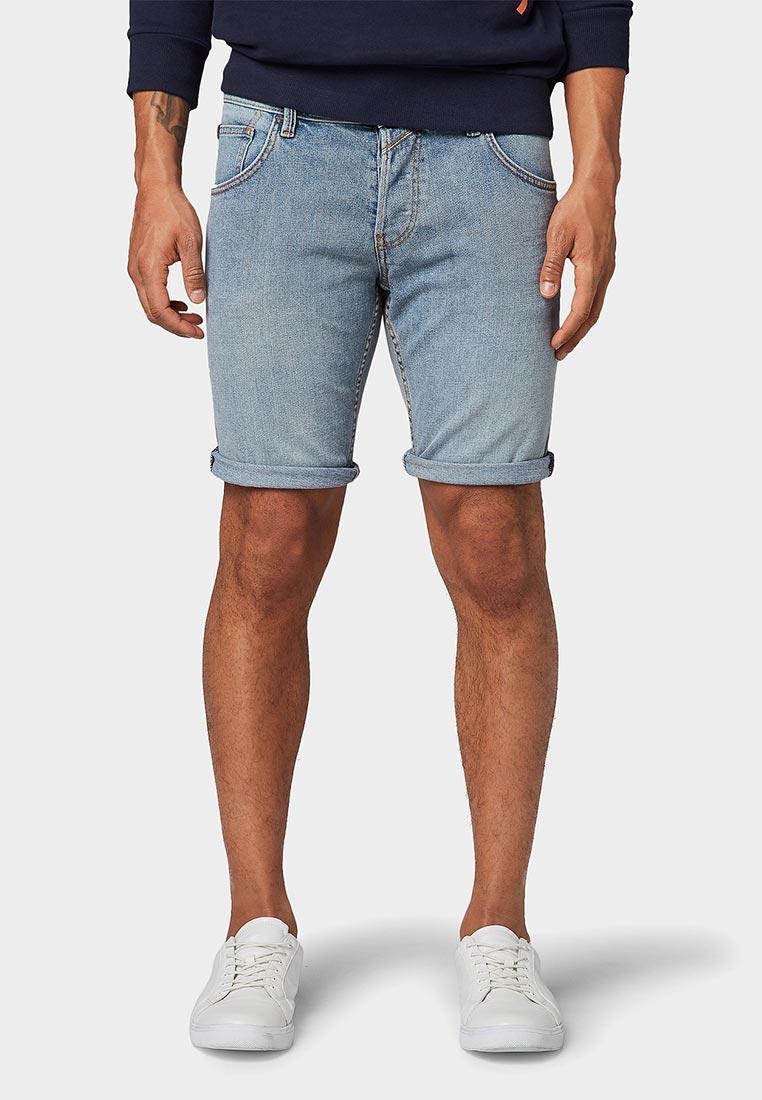 Мужские джинсовые шорты Tom Tailor Denim 1008874