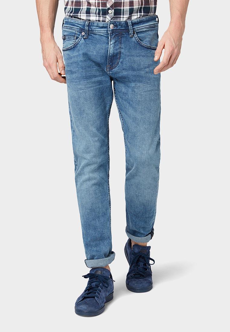 Зауженные джинсы Tom Tailor Denim 1008446: изображение 11