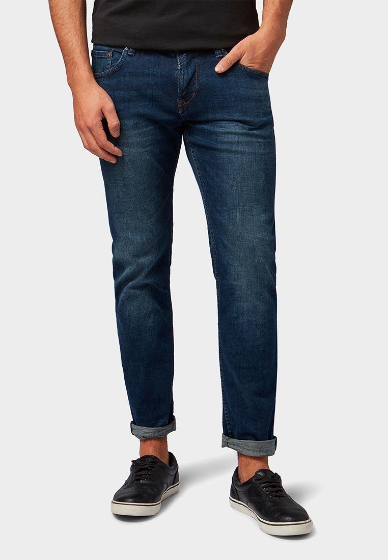 Зауженные джинсы Tom Tailor Denim 1008446: изображение 7
