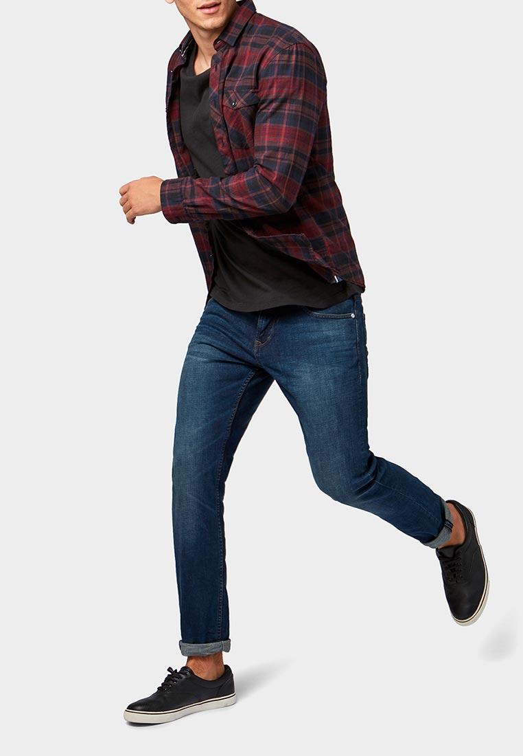Зауженные джинсы Tom Tailor Denim 1008446: изображение 9