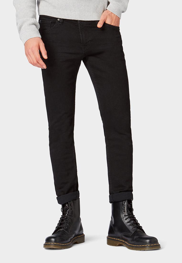 Зауженные джинсы Tom Tailor Denim 1008451: изображение 1