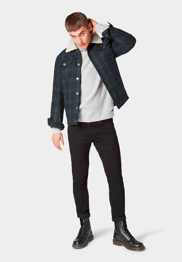 Зауженные джинсы Tom Tailor Denim 1008451: изображение 2