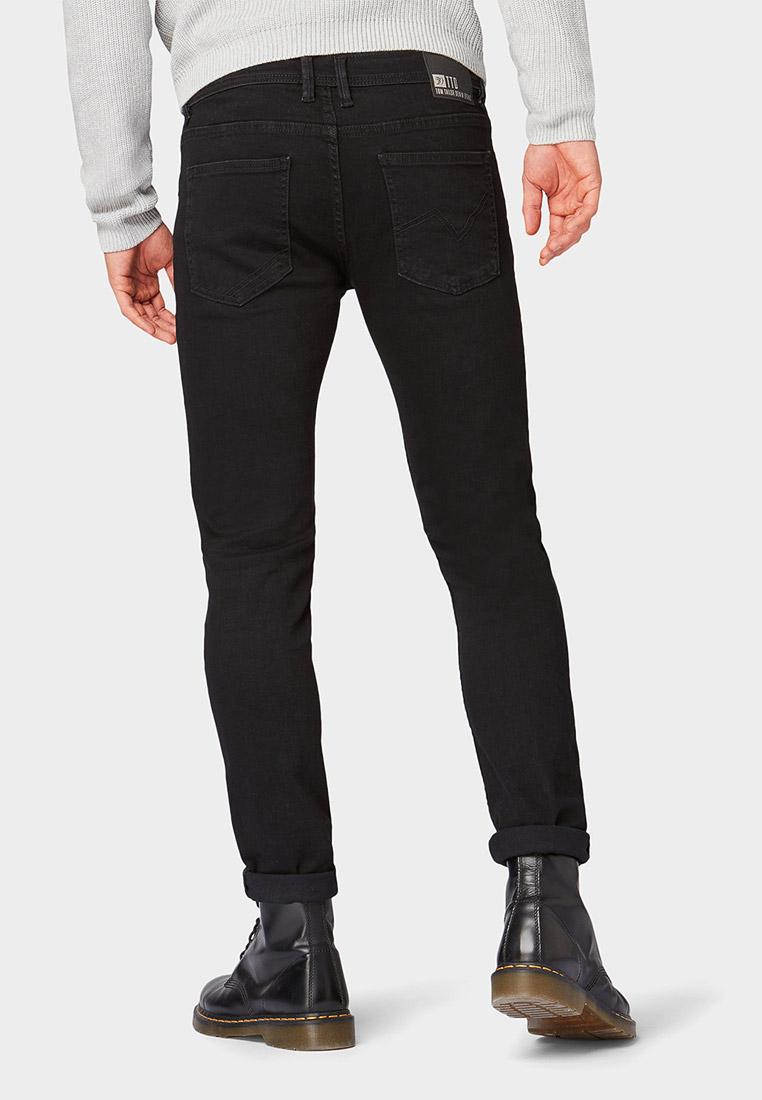 Зауженные джинсы Tom Tailor Denim 1008451: изображение 3