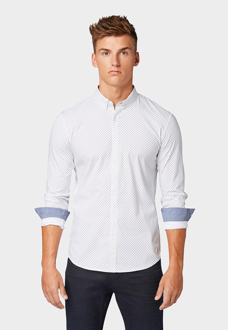 Рубашка с длинным рукавом Tom Tailor Denim 1014579