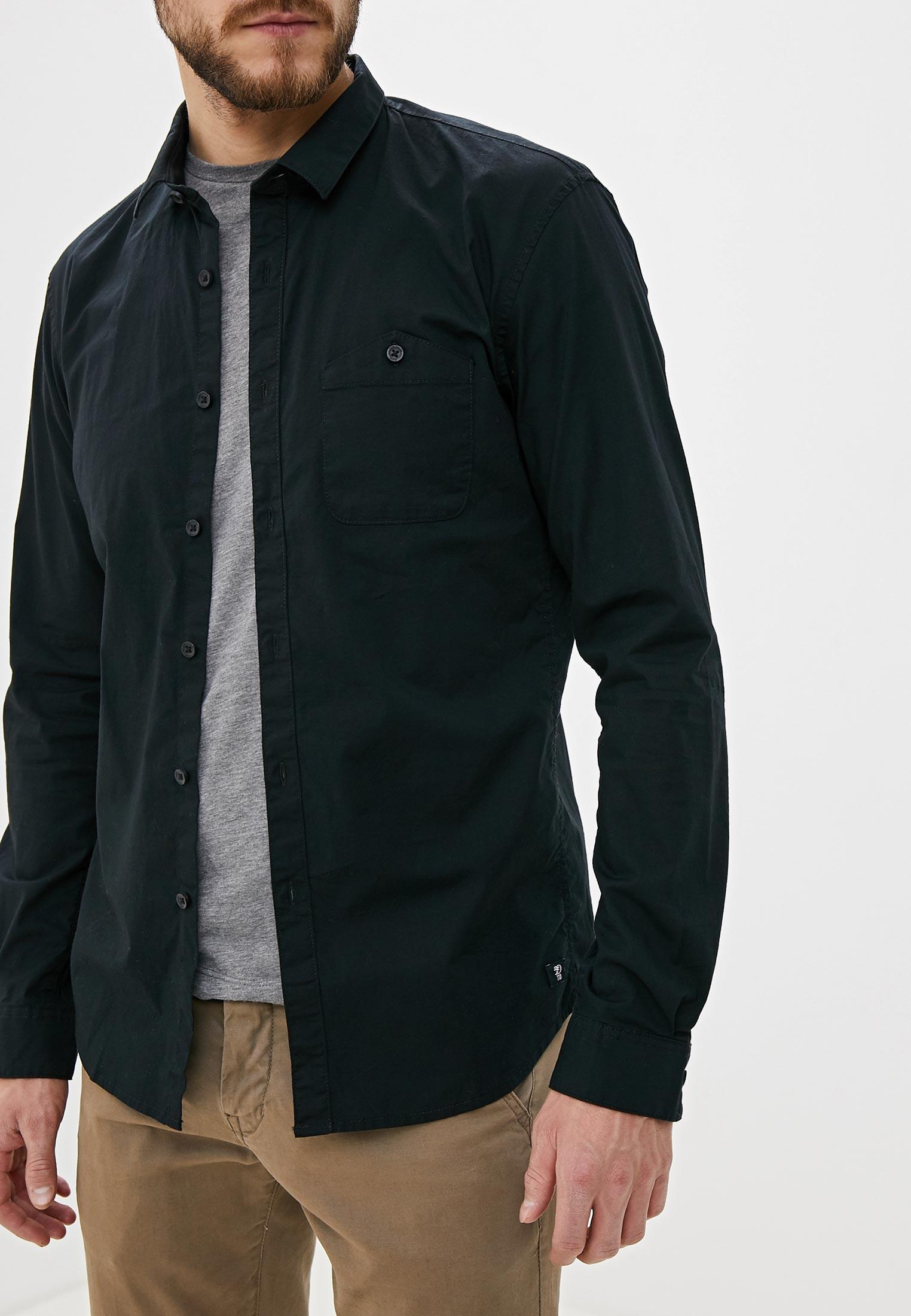 Рубашка с длинным рукавом Tom Tailor Denim 1014574