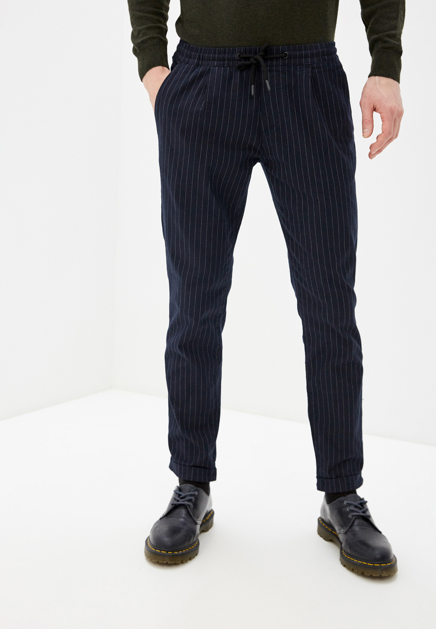 Мужские повседневные брюки Tom Tailor Denim 1018786