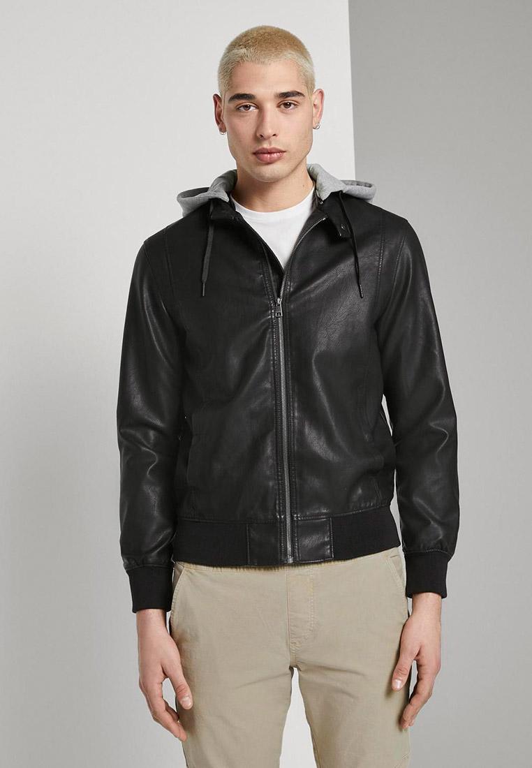 Кожаная куртка Tom Tailor Denim 1016549