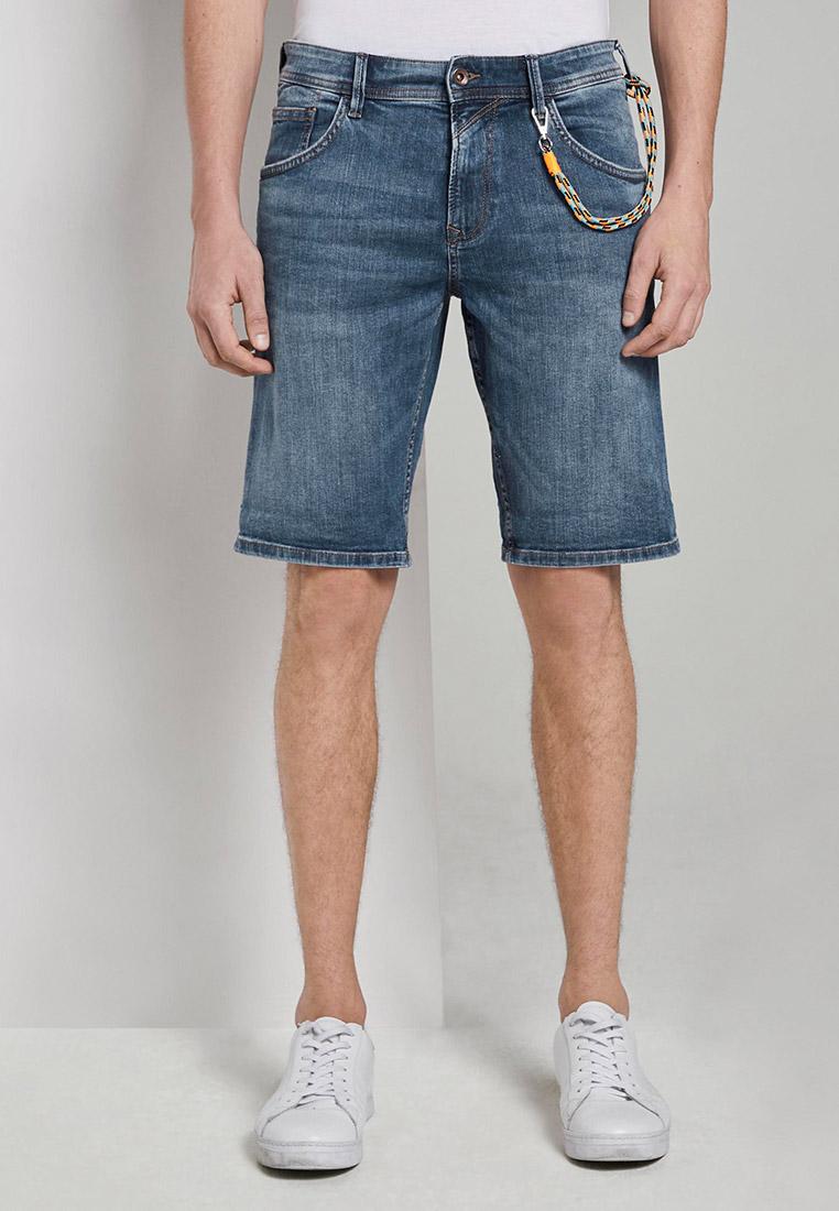 Мужские джинсовые шорты Tom Tailor Denim 1017200