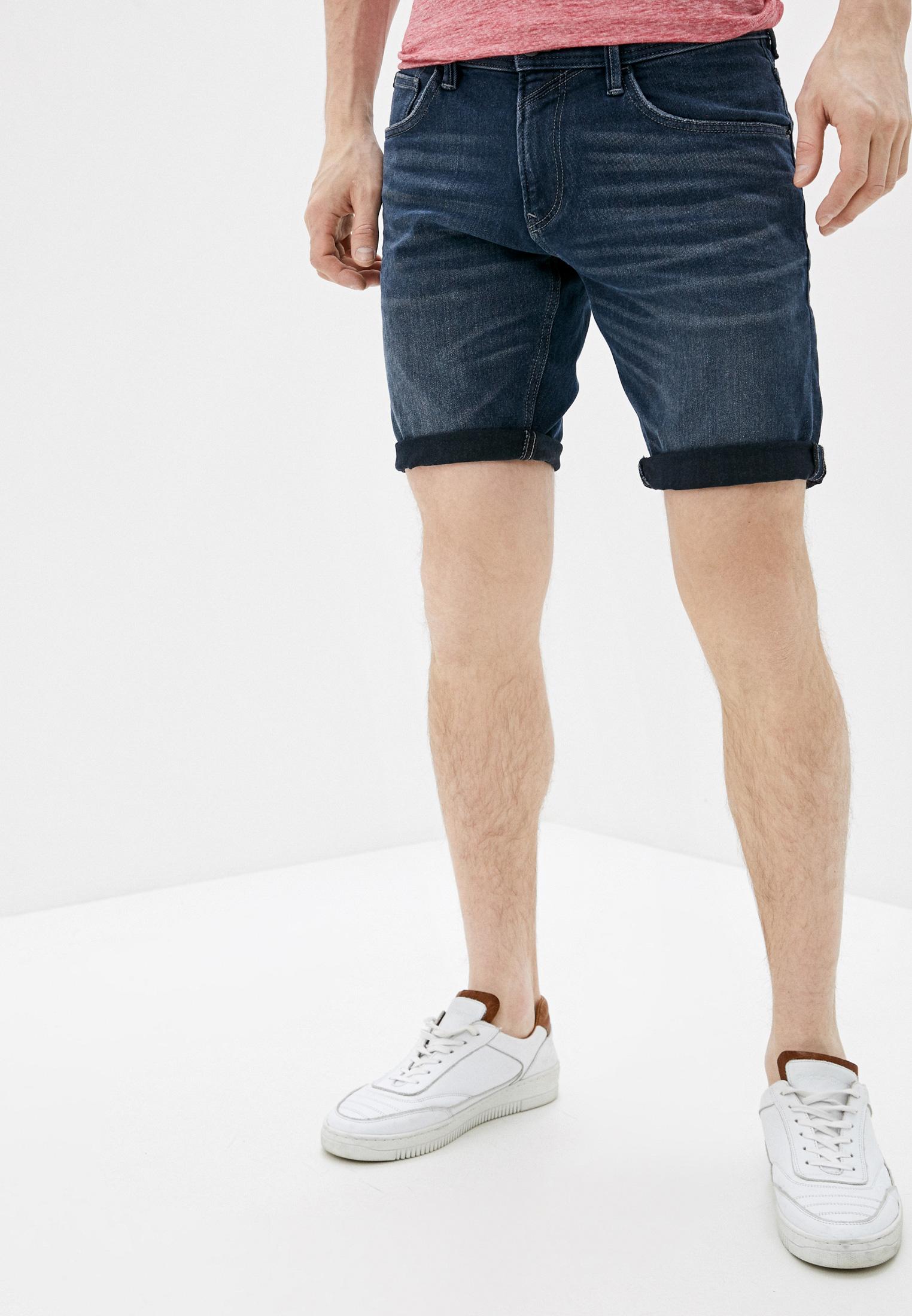 Мужские джинсовые шорты Tom Tailor Denim 1017206