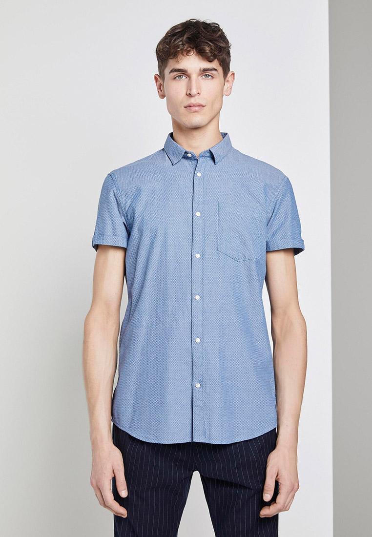 Рубашка с длинным рукавом Tom Tailor Denim 1018860: изображение 1