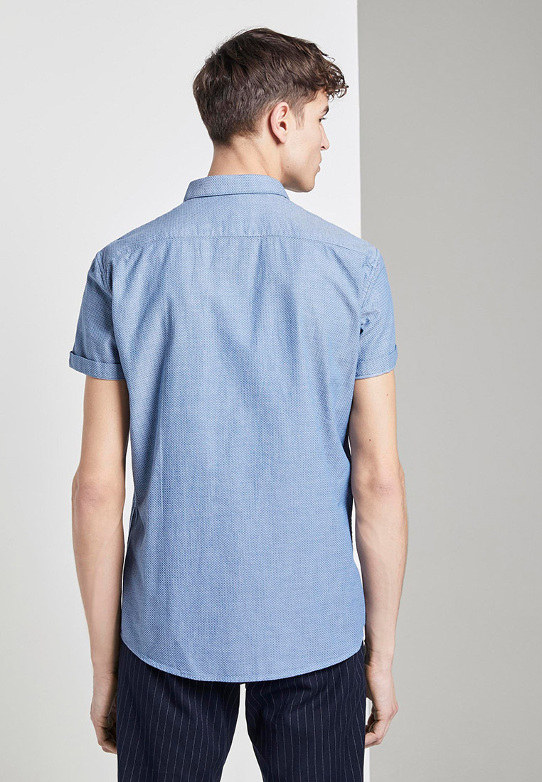 Рубашка с длинным рукавом Tom Tailor Denim 1018860: изображение 3