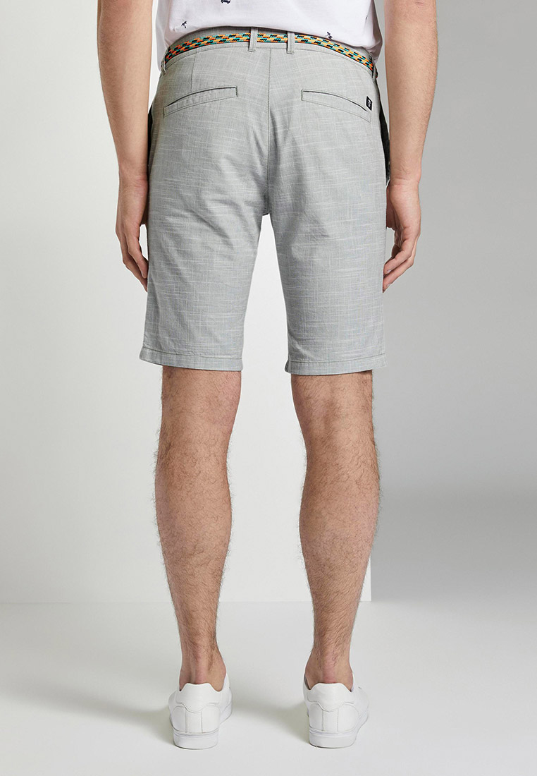 Мужские повседневные шорты Tom Tailor Denim 1016962: изображение 3