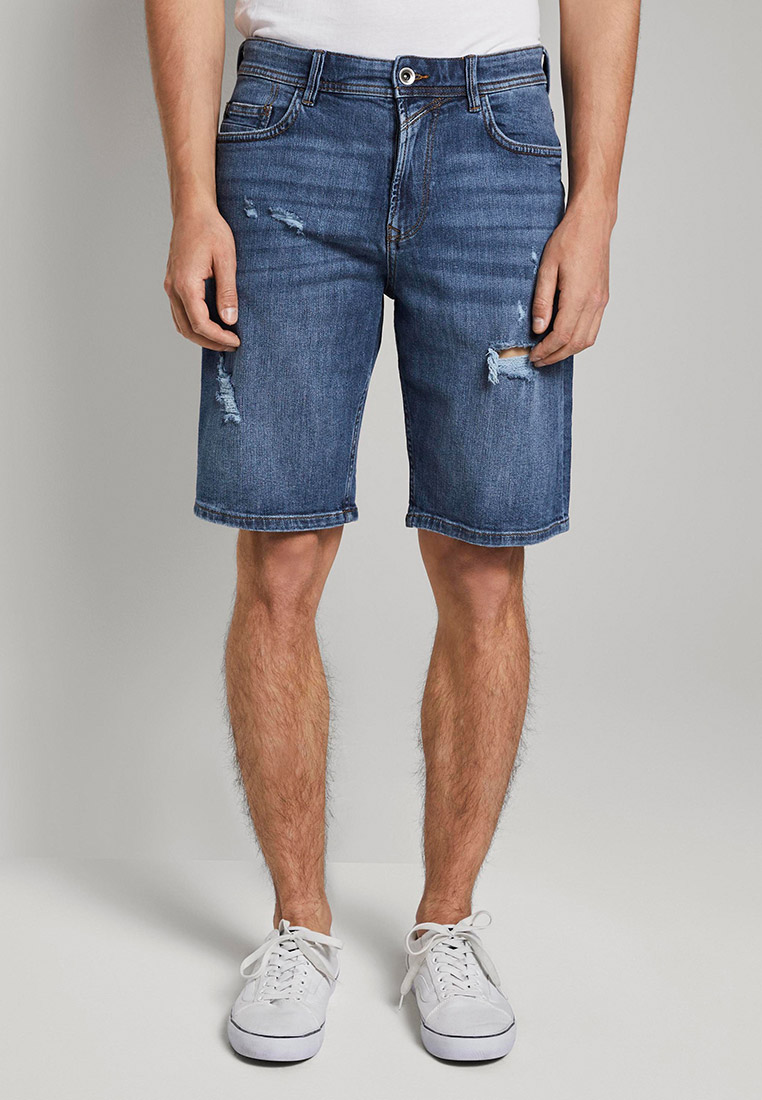Мужские джинсовые шорты Tom Tailor Denim 1017203