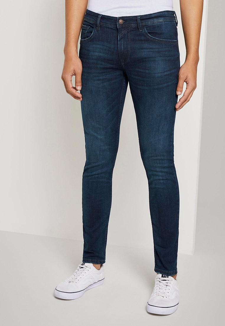 Зауженные джинсы Tom Tailor Denim 1020484